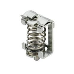 Étrier de serrage Weidmüller KLBUE 3-8 SDSC 1835840000 10 pc(s)