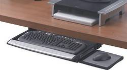 Plateau pour clavier avec support pour souris FELLOWES 8031201