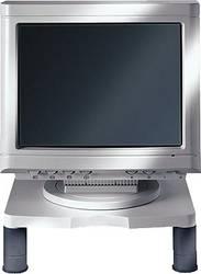 r hausseur pour cran fellowes 9169301 25 4 cm 10 50 8 cm 20 rigide graphite. Black Bedroom Furniture Sets. Home Design Ideas