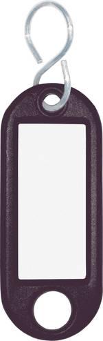 Porte-clef WEDO 262803401 noir 1 pc(s)
