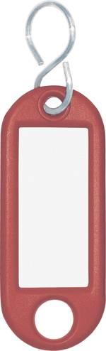 Porte-clef WEDO 262103402 rouge 10 pc(s)