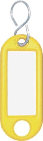 Porte-clef WEDO 262803405 jaune 1 pc(s)