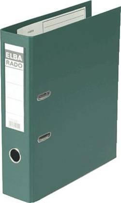 Classeur Elba 10497GN 2 étriers DIN A4 vert