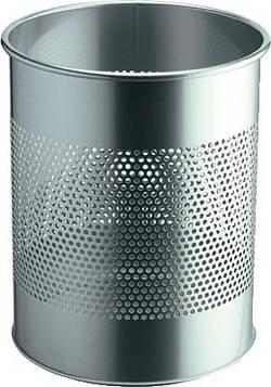 Corbeille à papier 15 l Durable (Ø x h) 260 mm x 315 mm argent 1 pc(s)