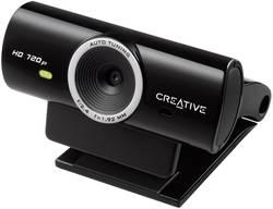 Webcam HD 1280 x 720 pixels Creative LIVE CAM SYNC HD 720P pied de support, support à pince