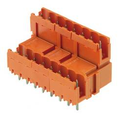 Boîtier mâle (platine) série BL/SL 5.08 Weidmüller SLD 5.08V/32/180B 3.2SN OR BX 1726880000 Nbr total de pôles 32 Pas: 5