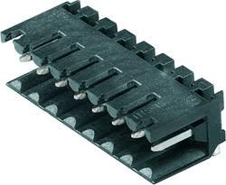 Boîtier mâle (platine) série BL/SL Weidmüller SL-SMT 3.50/21/90G 3.2SN BK BX 1841820000 Nbr total de pôles 21 Pas: 3.50