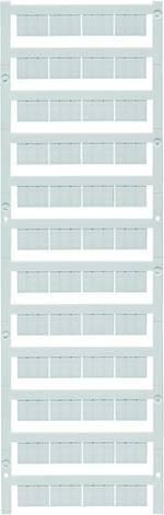 Repère de bornes MultiCard Weidmüller WS 10/15 MC NEUTR. 1854090000 blanc 240 pc(s)