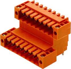 Barrette mâle encastrable (standard) Weidmüller SLD 3.50V/30/90F 3.2SN OR BX 1890840000 Nbr total de pôles 30 Pas: 3.50