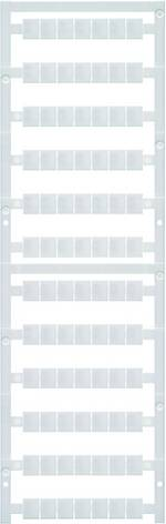 Repère de bornes MultiCard Weidmüller WS 10/8 PLUS MC NE WS 1905950000 blanc 420 pc(s)