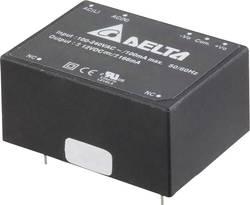 Alimentation CA/CC pour circuits imprimés Delta Electronics AA04D0305A 5 V 600 mA 4 W