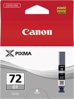 Canon Cartouche PGI-72GY d'origine gris 6409B0