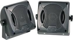 Haut-parleur coaxial 2 voies à montage en saillie 80 W Boschmann PR-222 1 paire