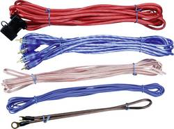 Set de connexion pour ampli HiFi auto Sinustec BCS-600