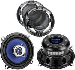 Haut-parleur coaxial 2 voies à encastrer 250 W Sinustec ST-130c