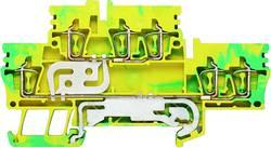 Bloc de jonction double étage Weidmüller ZDK 2.5/3AN PE 1924470000 50 pc(s)