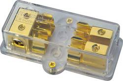 Porte-fusible verre HiFi auto Sinuslive SB2-2 Adapté pour: 80 A