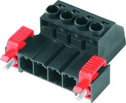 Boîtier mâle (platine) série BU/SU Weidmüller SVZ 7.62HP/02/180SFC SN BK BX 1950990000 Nbr total de pôles 2 Pas: 7.62 mm