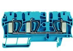 Bloc de jonction de passage Weidmüller ZDU 4/3AN BL 7904190000 50 pc(s)
