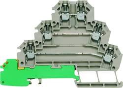 Bloc de jonction de raccordement d'alimentation moteur Weidmüller MAK 2.5 DB 7917030000 50 pc(s)
