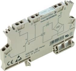 Interface relais MCZ-SERIES Weidmüller MCZ R 24VDC 1CO TRAK 8713890000 10 pièce