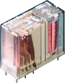 Relais pour circuits imprimés Weidmüller RCH S21012 8768660000 12 V/DC 6 A 2 inverseurs (RT) 20 pièce