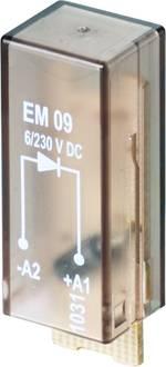 Module enfichable avec diode de roue libre, sans LED Weidmüller 8869580000 Adapté pour série: Weidmüller série RIDERSER