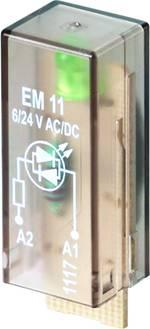 Module enfichable avec LED Weidmüller 8869660000 Couleur d'éclairage: vert Adapté pour série: Weidmüller série RIDERSERI