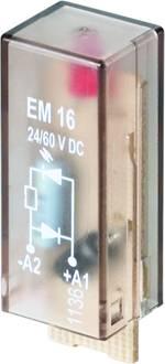 Module enfichable avec LED, avec diode de roue libre Weidmüller 8869670000 Couleur d'éclairage: rouge Adapté pour série: