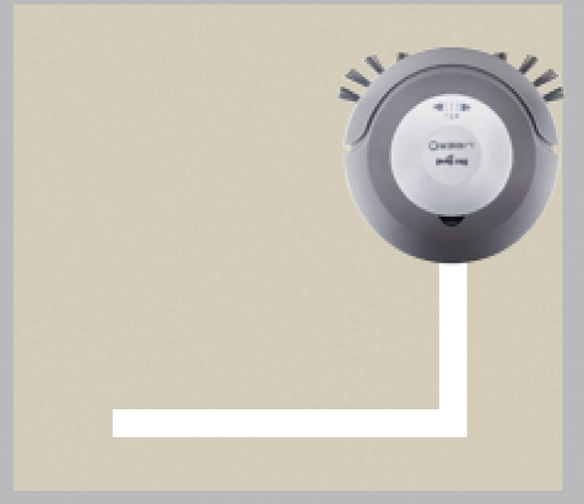 Robot aspirateur anthracite (métallisé) 68 dB (A) autonomie