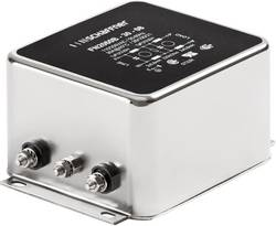 Filtre antiparasite Schaffner FN 2060-3-06 250 V/AC 3 A 2.5 mH (l x h) 71 mm x 46.6 mm 1 pc(s)