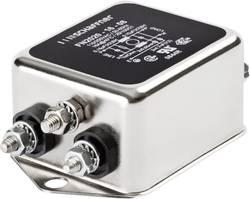 Filtre antiparasite Schaffner FN 2020-20-06 250 V/AC 20 A 0.6 mH (l x h) 85 mm x 29.3 mm 1 pc(s)