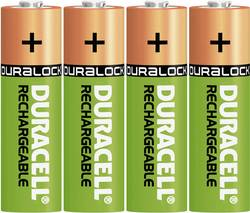 Accu LR06 (AA) NiMH Duracell StayCharged HR06 1300 mAh 1.2 V 4 pc(s)