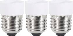 Adaptateur pour douille d'ampoule E27 Renkforce 97029c81e 230 V 75 W 3 pc(s)