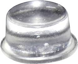 Pied d'appareil TOOLCRAFT PD2128C autocollant, rond transparent (Ø x h) 12.7 mm x 6.2 mm 1 pc(s)