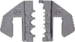 Matrice à sertir TOOLCRAFT 405614 2.5 à 6 mm² 1 pc(s)