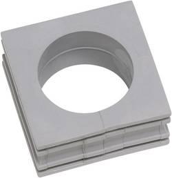 Passe-fils Icotek KT 17 41217 fendu Ø de passage max. 18 mm Elastomère gris 1 pc(s)