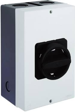 Interrupteur sectionneur Sälzer D242-85200-761N1 refermable 20 A 1 x 90 ° noir 1 pc(s)