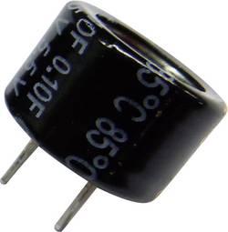 Condensateur Gold-Cap Panasonic EECF5R5H474 0.47 F 5.5 V 30 % (Ø x h) 21.5 mm x 9.5 mm 1 pc(s)