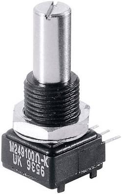 Potentiomètre de précision 250 kΩ linéaire Vishay 249 250K mono 1 W 1 pc(s)