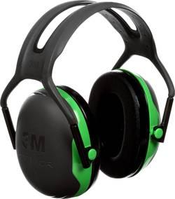 Casque antibruit passif 3M Peltor X1A noir, vert 1 pc(s)