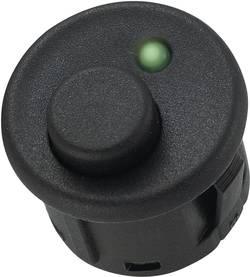 Bouton-poussoir à accrochage SCI R13-559B1 437525 250 V/AC 6 A 3 x Off/On à accrochage 1 pc(s)