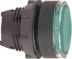Bouton-poussoir à rappel actionneur plat vert Schneider Electric Harmony ZB5AA38 1 pc(s)