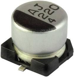 Condensateur électrolytique CMS 4.7 µF 35 V Yageo CB035M4R70RSB-0405 (Ø x h) 4 mm x 5.4 mm 20 % 1 pc(s)