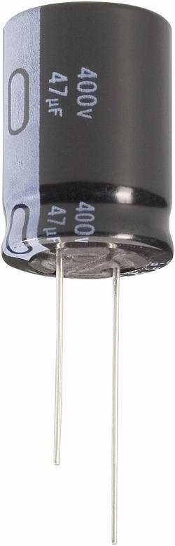 Jianghai ECR2ELK100MFF501020 Condensateur électrolytique sortie radiale