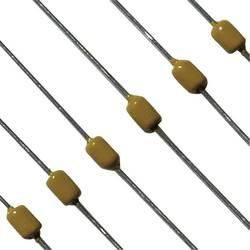 Condensateur céramique sortie axiale 007021024846 220 pF 100 V 5 % NPO 1 pc(s)