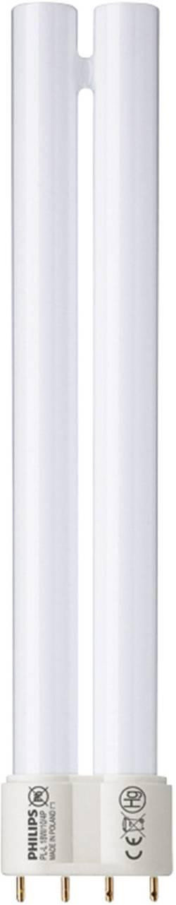 Ampoule fluo UV 18 W pour l'intérieur Philips Actinic UVA 18W TPX18 Culot 2G11 1 pièce