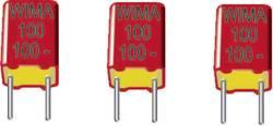 Condensateur polypropylène FKP sortie radiale 6800 pF 630 V/DC 2.5 % Wima FKP2J016801J00HC00 (L x l x h) 7.2 x 4.5 x 6