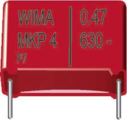 Condensateur polypropylène MKP sortie radiale 0.33 µF 630 V/DC 20 % Wima MKP4J033305F00KSSD (L x l x h) 26.5 x 8.5 x 18