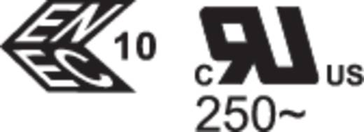 Condensateur anti-parasite MKP-X2 1000 pF 305 V/DC Wima MKX2AW11002C00KSSD 10 % Pas: 7.5 mm (L x l x h) 10 x 4 x 9 mm 1